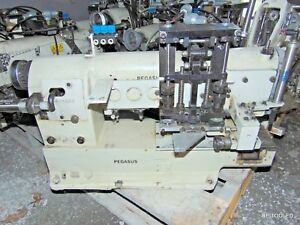 PEGASUS SEWING MACHINE , JETSEW , JET SEW, HEAVY DUTY COMMERCIAL SEWING MACHINE