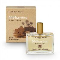 L'ERBOLARIO Eau de Parfum MEHAREES 50ml Lerbolario Authentique EDP Vaporisateur
