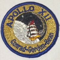 vintage APOLLO XII (12) NASA ASTRONAUT UNIFORM PATCH original SPACE PROGRAM rare