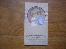 IMAGE PIEUSE RELIGIEUSE religiosa Catholique Holy card Santini PEINTE