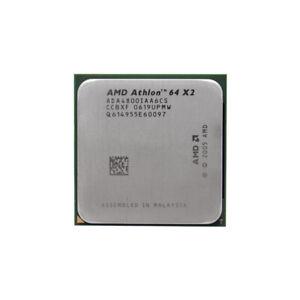 AMD Athlon 64 X2 4800+ 2.5GHz Dual-Core (AD04800IAA5DD) OEM CPU ONLY