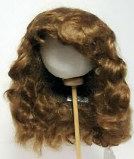 Imported French Mohair Wig - Marina - French Or German Size 10 Light Brown