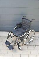 SOPUR AVANTI Rollstuhl Faltbar Klapbar  SB: 41cm  ** Super Zustand **