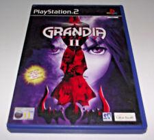 Grandia II PS2 PAL *Complete*