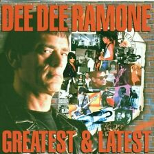 Dee Dee ramone (ramones) - Greatest & latest/Eagle records CD 2000