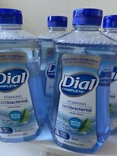 1 BOTTLE of DIAL REFILL COMPLETE FOAMING SPRING WATER HAND WASH 32oz Kills Bacte