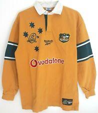 Maillot de Rugby Australia Wallabies Reebok 1999 Centenaire 100 Years Collector