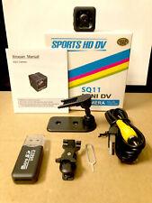 SQ11 Spy Hidden DV DVR Camera Full HD 1080P Mini Car Dash Cam IR Night Vision US