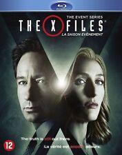 BLU-RAY - THE X FILES  - The Event Series / La Saison événement    (NEW SEALED)