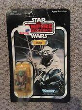 VINTAGE Star Wars Empire Strikes Back YODA Figure NIB