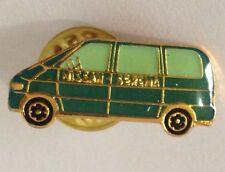 Nissan Serena Pin Badge Car Automobile Rare Vintage Retro (E5)