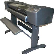 HP DesignJet 800 Tintenstrahldrucker Plotter C7780b DIN A0 neue Druckköpfe TOP