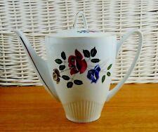 Vintage EPIAG Czechoslovakia Floral Tea Pot 2 Pints Approx