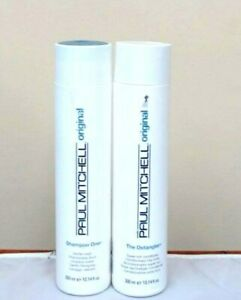Paul Mitchell Shampoo One and The Detangler Duo 10.14 oz