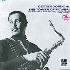 DEXTER GORDON The Tower Of Power CD BRAND NEW