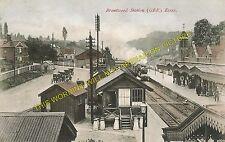 Brentwood & Warley Railway Station Photo. Harold Wood - Shenfield & Hutton. (6)