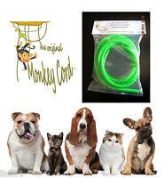 Cord Detangler Animal Grooming Clipper 10 Feet Long  All Plastic  (green)