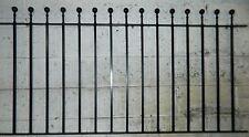 "36"" ROBUST ball top railings"