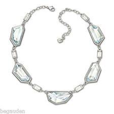 $350 Swarovski Rio Light Azore Necklace Collar Crystal Jewelry 1119346 - NIB