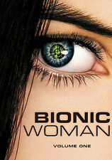 BIONIC WOMAN - VOLUME 1 ON DVD, 2009, 2-DISC SET....BRAND NEW!