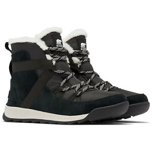 Sorel Ladies Whitney II Flurry Boots Waterproof Insulated Winter Snow Frost