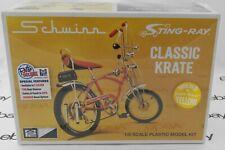 1:8 Scale Schwinn Sting-Ray Classic Krate Plastic Model Kit - MPC #914/12