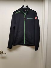 Castelli Cannondale Pro Men's Cycling Jacket Medium Black New without tag