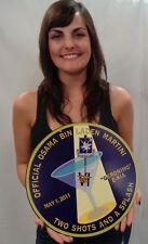 OSAMA BIN LADEN MARTINI SIGN  - SEAL TEAM 6 SOAR 160 CIA  Special Forces