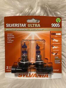 Sylvania SilverStar Ultra Fog Light/Headlight Bulb 9005SU-2 #4015
