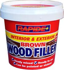 TUB WOOD FILLER SEALANT READY MIXED FLEXIBLE QUICK DRY INTERIOR EXTERIOR 600g