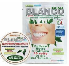 Blanco Dent Dentifricio in Polvere Naturale e sbiancante Blancodent
