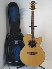 Yamaha CPX-15ii Hand Crafted Pro Spec Electro Acoustic Cutaway Guitar