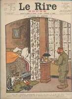 Journal Le RIRE Rouge, édition de guerre N° 127 du 21 avril 1917