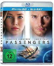 Passengers 3D Blu-ray (+2D) NEU - Jennifer Lawrence, Chris Pratt