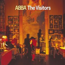 "ABBA ""THE VISITORS"" CD NEUWARE!!!!!!!!!!"
