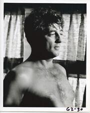 Robert Mitchum original 8x10 bare chested photo 1962 Cape Fear
