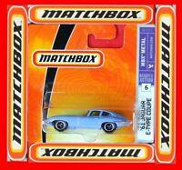 MATCHBOX    ´61 JAGUAR E-TYPE COUPE   M7371   NEU&OVP