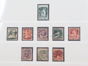 Schweiz Sammlung ab Strubel bis 1987 gestempelt in 2 Alben, hoher Katalogwert