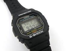 Caballeros Vintage CASIO G-shock DW-5600C Reloj - 200m