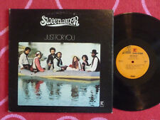 SWEETWATER Just For You LP Reprise 1970 w/ Lyrics Insert Second Pressing