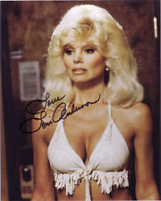 SIGNED 'Loni Anderson' 8x10 COLOR RP PHOTO w/coa Free Shipping