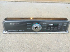 Samsung WA48J77700AP/A2 Platinum- Top Control Panel - as seen in photo