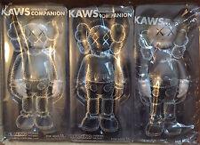 KAWS Companion Medicom WHERE THE END STARTS Complete 6 Figure Set - OriginalFake