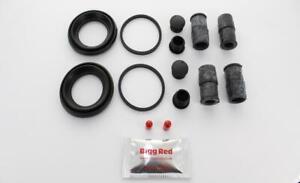for DAEWOO LANOS (256mm disc) 1997-05 FRONT Brake Caliper Seal Repair Kit (4832)