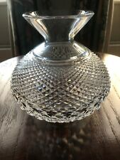Waterford Crystal Replacement Shade From 1990s Lamp
