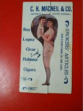 CIGARS HABANA RISQUE DECEIVER CARD LISTING TONS MORE AT GOLDENHILL3898