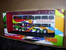 80M MODELS 80892 DENNIS DRAGON KMB ASIAS WORLD CITY  MODEL BUS