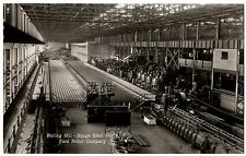 CPSM PF USA. Dearborn - Rolling Mill. Rouge Steel Plan - Ford Motor Company
