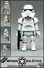 STAR WARS STORMTROOPER CUSTOM PLAYMOBIL NO ORIGINAL EMPIRE GUERRA