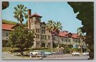 St Helena California~Christian Brothers Wine And Champagne Cellar~Vintage PC photo